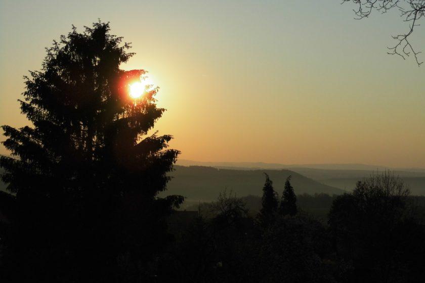 Wanderkarte Thüringer Wald