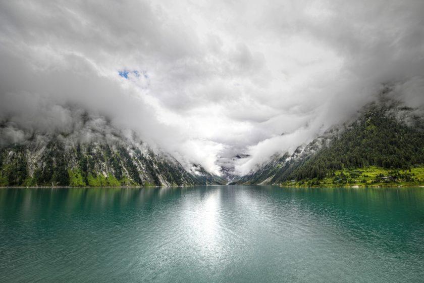 Wanderkarte Zillertal