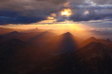 Wanderkarte Zugspitze