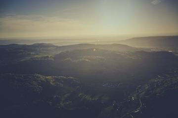 Wanderkarte südliche fränkische Schweiz