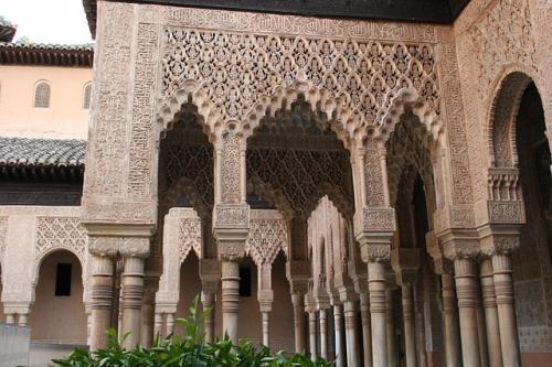 Alhambra Baukunst