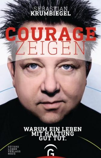 Buchcover Courage zeigen
