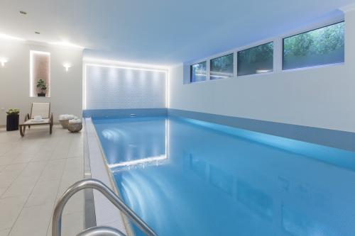 Spa und Fitness im Crown Plaza Berlin Centre