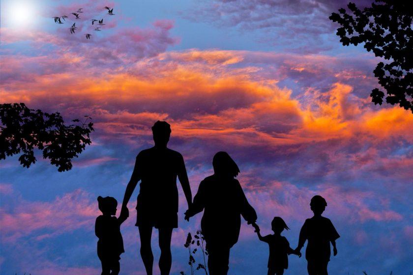 reisen mit der ganzen familie