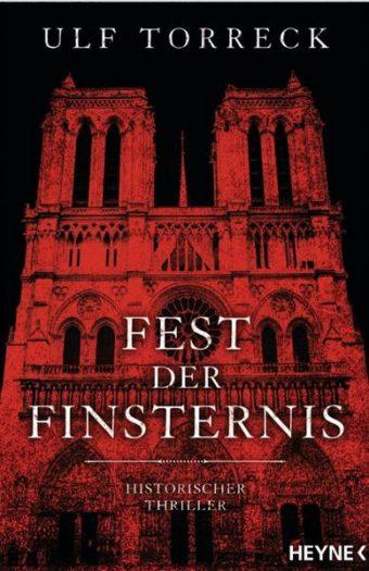 Buchcover Fest der Finsternis