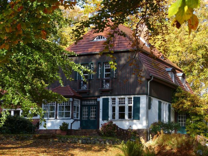 Insel Hiddenhaus Gerhart Hauptmann Haus