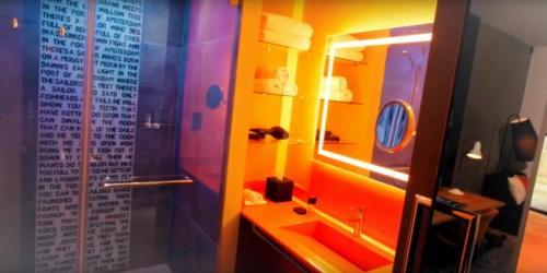 Jaz amsterdam hotel mit ambiente f r musik design kunst for Designhotel jaz amsterdam