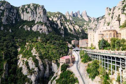 Das Kloster von Montserrat