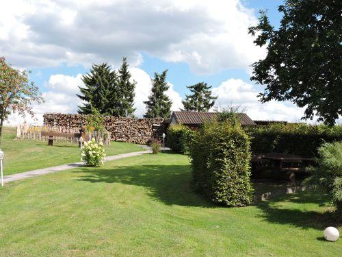 Landhaus Krebs Garten
