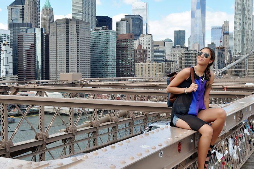 liebesschloss brooklyn bridge anbringen