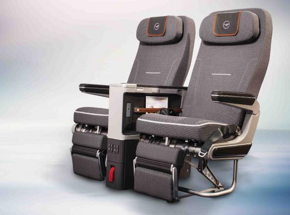 Doppelsitz Premium Economy Class