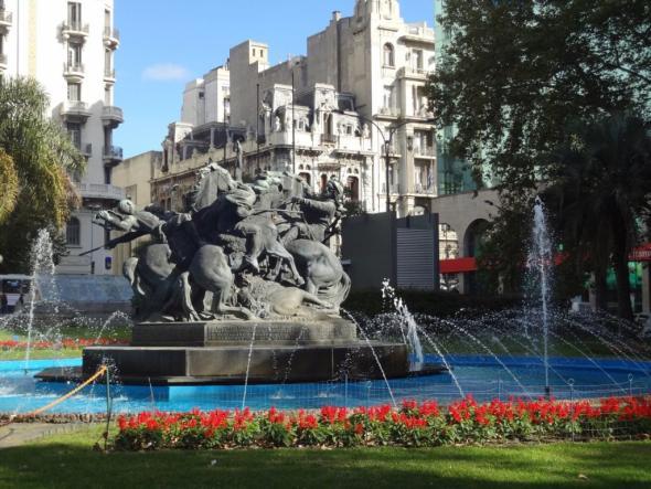Montevideo Zentrum