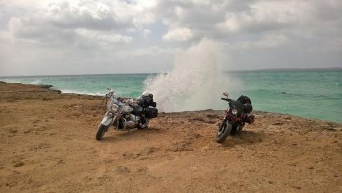 Motorradtrip Romantik
