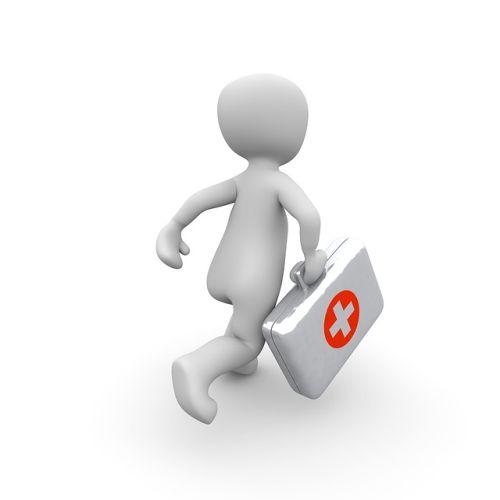 Medizinische Kosten werden von der Reiseversicherung abgedeckt