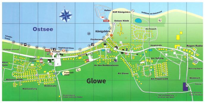 Glowe – Rügen   Unternehmungen & Empfehlungen für das ...  Glowe – Rüge...