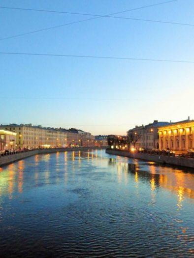 Kanal am Nevskiy Prospekt