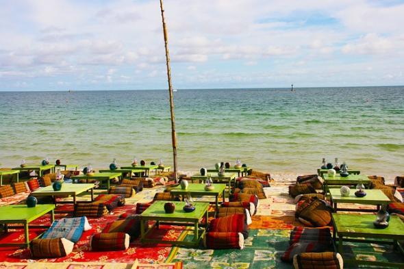 Sonne, Meer und gute Unterhaltung