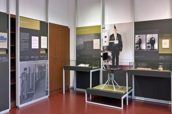 Ausstellungsräume Stasimuseum Berlin