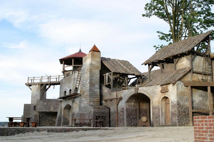 Stoertebeker Festspiele Festungsanlage
