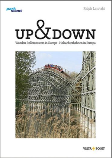 Buchcover - Up & Down