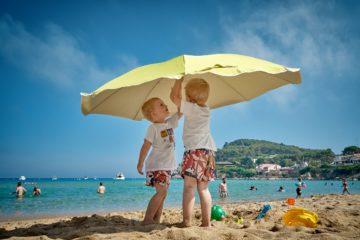 reisecheckliste mit kleinkindern
